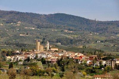 La ciudad del gran maestro: Vinci en la Toscana