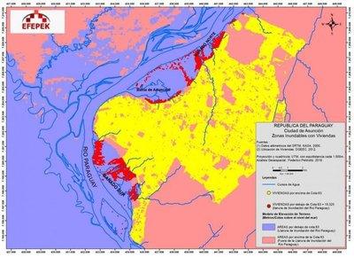 Especialista asevera que se debe devolver su territorio al río Paraguay