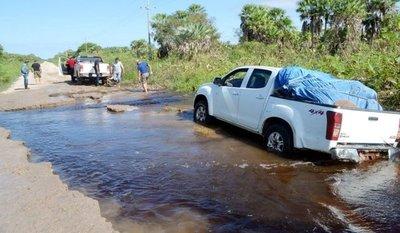 Se agrava situación en el Alto Chaco