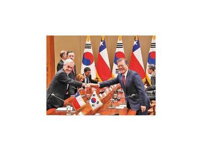 Chile  fortalece  lazos con Corea del Sur en comercio y tecnología