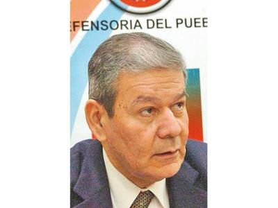 Tribunal absuelve a ex defensor del Pueblo Páez Monges