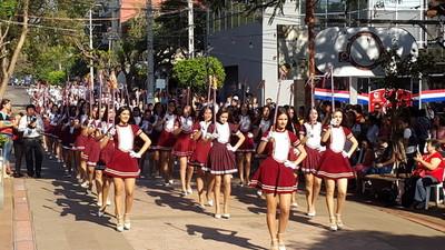 Confirmado, desfile estudiantil se hará el lunes 13 de mayo