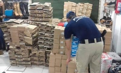 """HOY / Paraguay, """"en el ojo"""" de Estados Unidos por falsificación y piratería"""