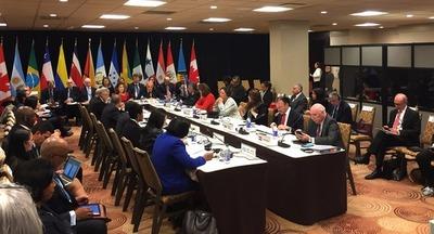 Instan a una reunión de emergencia del Grupo de Lima