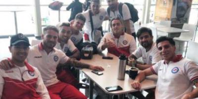 HOY / Argentinos Juniors se encierra en su hotel ante revuelta militar en Venezuela