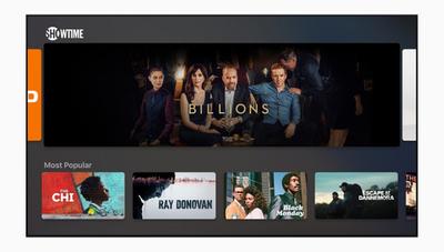 Apple se incorporó al negocio del servicio streaming
