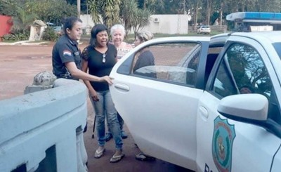 Brasileñas detenidas por millonario hurto en farmacia