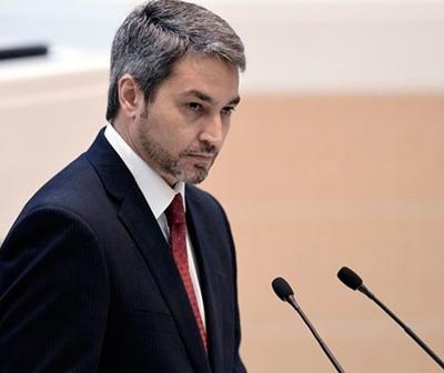 """Mario Abdo a Venezuela: """"Llegó la hora"""""""