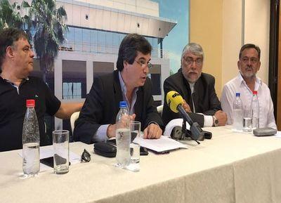 Frente Guasu se solidariza con Maduro una vez más