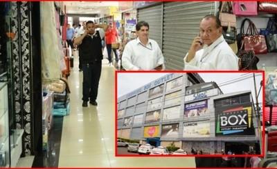 Juez no da lugar a amparo y volverán a clausurar Shopping Box