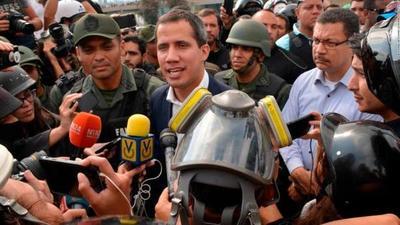 Operación Libertad se habría adelantado porque Maduro iba a apresar a Guaidó