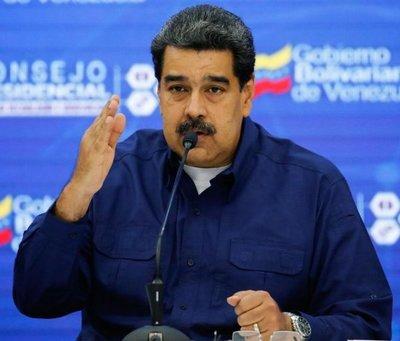 Maduro, desaparecido