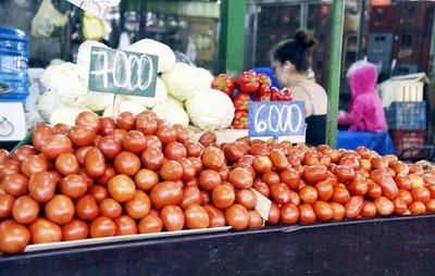Alto precio del tomate pone en alerta a consumidores
