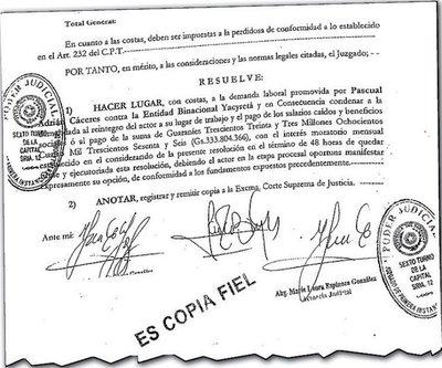 Inusitado interés de Jorge Barboza en casos de la EBY
