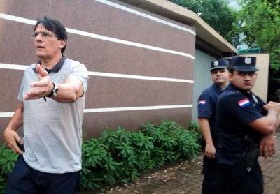Extitular de Cajubi vuelve a la cárcel a cumplir pena