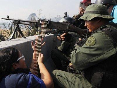 Fracasa primera movida de Operación Libertad y se esperan más acciones