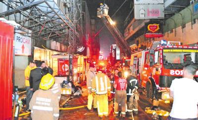 Comuna de CDE  debe 9 meses a los bomberos
