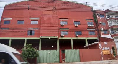Hurtan evidencias de la bóveda  del Poder Judicial de Alto Paraná