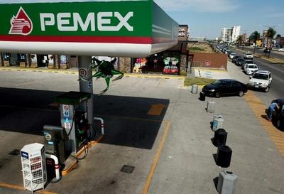 Estatal mexicana Pemex pierde USD 1.876 millones