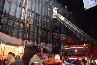 Clausuran el shopping Hijazi tras dos incendios en cuatro meses
