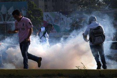 Represión de Maduro arrojó un muerto tras operativo libertad