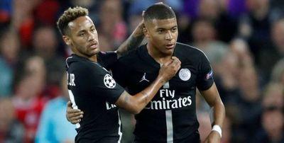 Las duras sanciones a Neymar y Mbappé