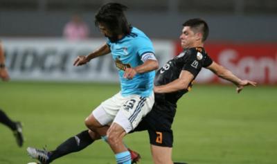 HOY / Olimpia recibe a Sporting Cristal y el árbitro será brasileño