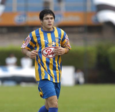 Aguilar felicita a Luqueño