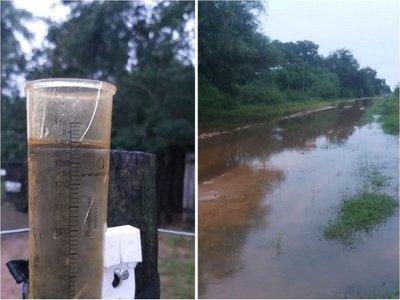 Alto Paraguay aislado por lluvias, todavía espera ayuda del Estado