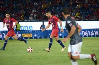 San Lorenzo igualó con Cerro tras polémico gol