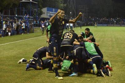 Sol de América celebra el pase a la siguiente ronda de la Sudamericana