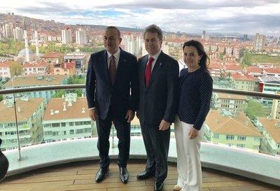 Paraguay inauguró embajada en Turquía, hito histórico en sus relaciones diplomáticas