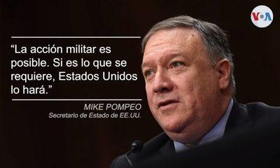 Washington y Moscú hablan de Venezuela