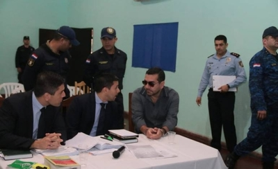 HOY / Inician juicio a Oviedo Brítez, defensa pide posponerlo