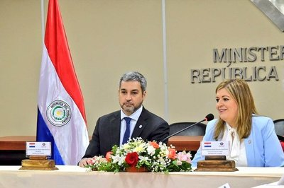 Presidente reconoce labor a Ministerio Público en operativoconjunto