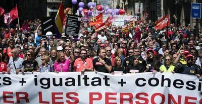 En España piden que se forme un gobierno de izquierda