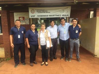Intensificarán inmunización en zona de frontera con Argentina