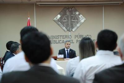 Jefe de Estado felicita trabajo del Ministerio Público en Operativo Brillante