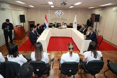 En el Paraguay debe acabar la impunidad y reducir la corrupción, remarca Abdo Benítez
