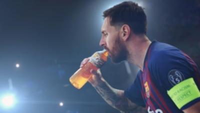 HOY / Leo Messi y Gabriel Jesús hacen sudar a todos en la nueva campaña de Gatorade®