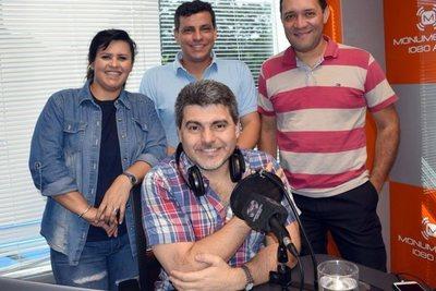 Va Con Onda– Programa 30-04-2019 · Radio Monumental 1080 AM