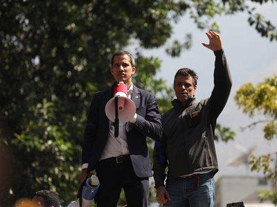 Ordenan capturar a Leopoldo López en la casa del embajador español