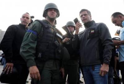 Ordenan captura de Leopoldo López