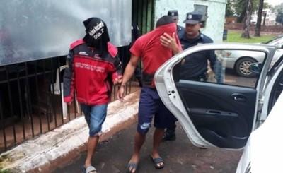 Detenidos tras robar un 1100