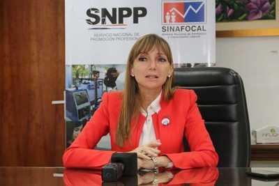 SNPP fortalece gestión interna para formar mano de obra calificada y apta