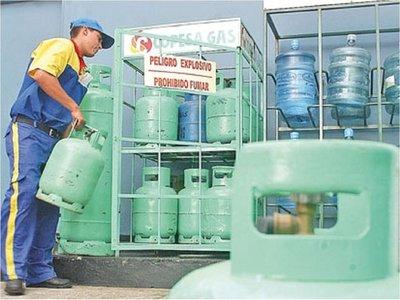 Precio del gas no sufrirá aumento este mes, según Capagas
