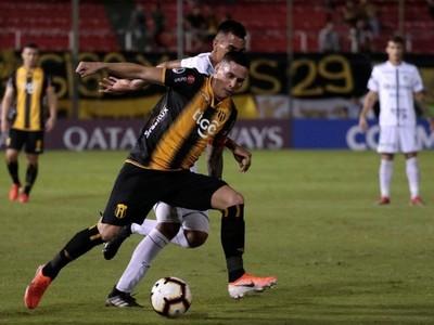Guaraní se despidió de la Copa Sudamericana