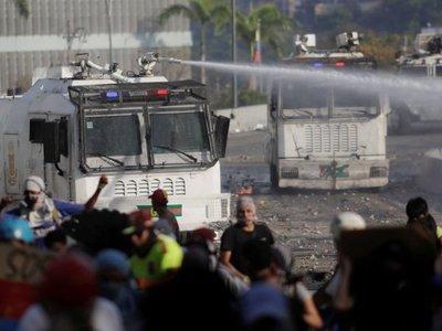 EEUU con opciones limitadas para sacar del poder al régimen de Maduro