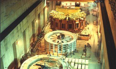 Hace 35 años la Central Hidroeléctrica ITAIPU comenzaba a producir energía