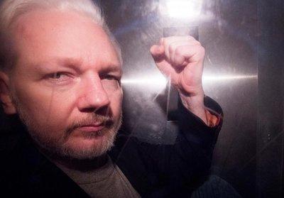 """Condena de Assange por violación de libertad condicional es """"desproporcionada"""""""